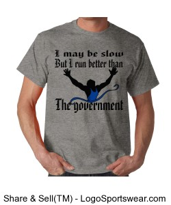 Government gag tee Design Zoom